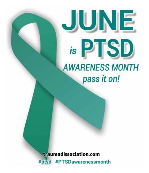 Ptsd Dissociative Disorders And Abuse Ribbons Profile